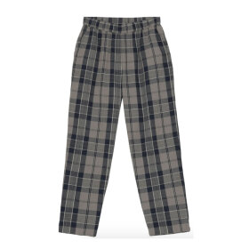 Skall Studio - Caro Pants Brown Check