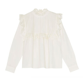 Skall Studio - Holly Blouse Light cream