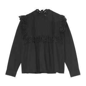 Skall Studio - Holly blouse black