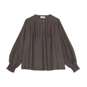 Skall Studio - Chantal Blouse Light Brown