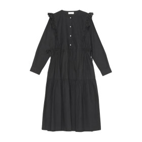 Skall Studio - Holly Shirtdress Black