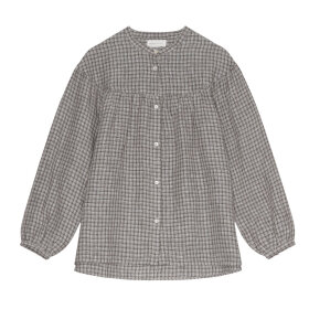 Skall Studio - Margot shirt Grey Check