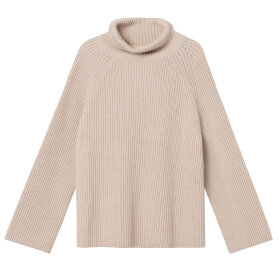 Mark Tan - Karlotta Turtleneck Wheat
