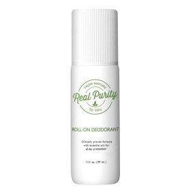 Real Purity - Real Purity Roll On Deodorant