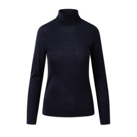 lovechild-1979- - Julian Wool Layering Knit Navy