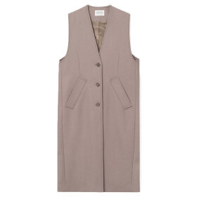 Mark Tan - Verona Vest Dusty Hazel
