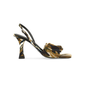 Proenza Schouler - Stilletos Feather Print Fatiqu