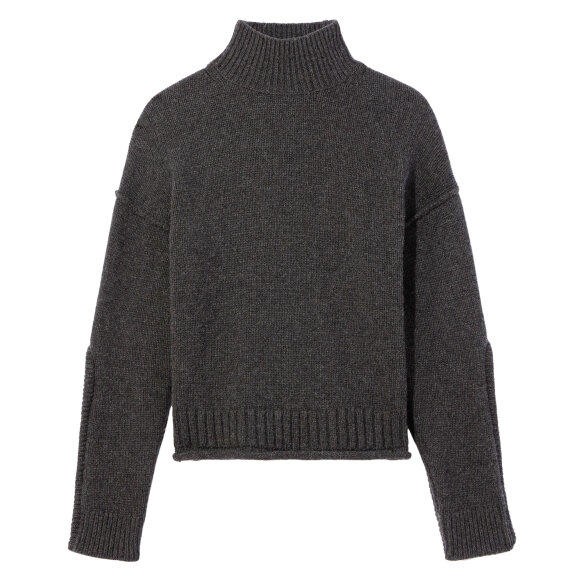 Proenza Schouler White Label - Turtleneck Sweater Charcoal M