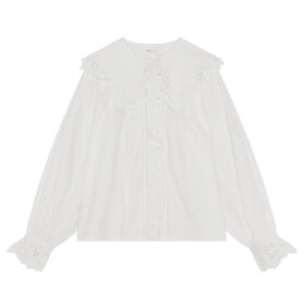 Skall Studio - Lily Shirt White