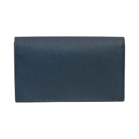 Marni - Trunk SLG Wallet Blue