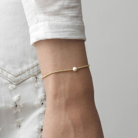 Anni Lu - Pearly Bracelet Gold