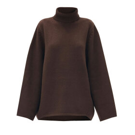 Toteme - Cambridge knit Sweater Brown
