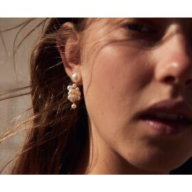 Sophie Bille Brahe Botticelli Earring Single Gold - Nuécph.com