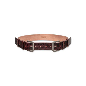 lovechild-1979- - Marvin Belt Imprinted Brown