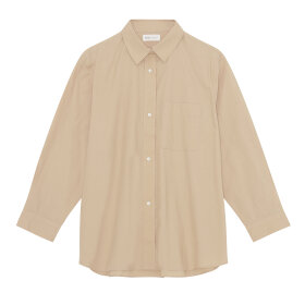Skall Studio - Edgar Shirt Dark Sand