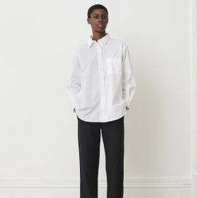 Skall Studio - Edgar Shirt White