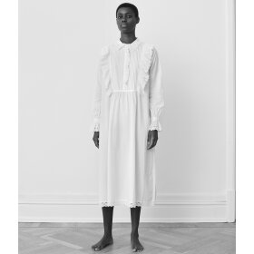 Skall Studio - Daisy Shirtdress White