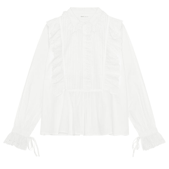 Skall Studio - Daisy Shirt White