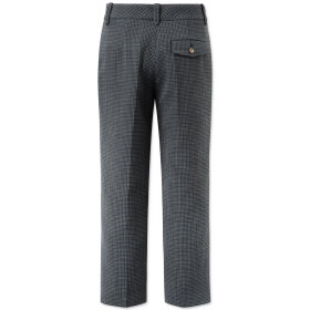 lovechild-1979- - Coppola Checkered Wool Dark Gr