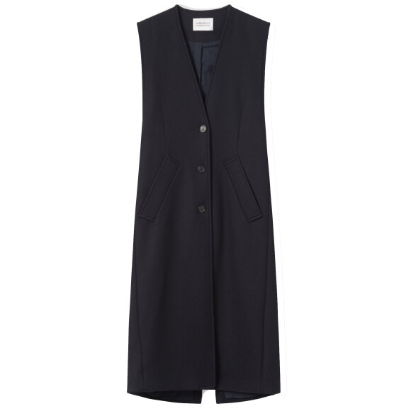 Mark Tan - Verona Vest Navy