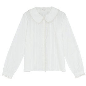 Skall Studio - Ida Shirt Optic White