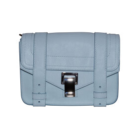 Proenza Schouler - PS1 Mini Lux Bag Baby Blue