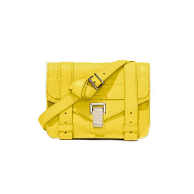 Proenza Schouler - PS1 Mini Crossbody lux Canary