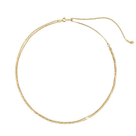 Maria Black - Cantare Necklace gold
