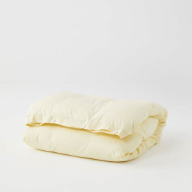 TEKLA - Double duvet Sun Yellow