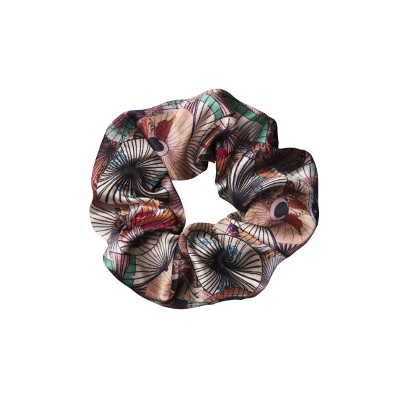 The Beauty Sleeper - Silk Scrunchie Dorado Soft Pastels