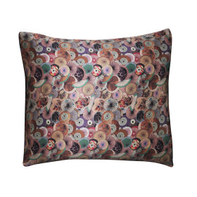 The Beauty Sleeper - Silk Pillow Dorado Soft Pastel