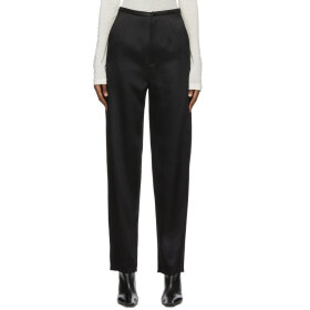 Toteme - Wool Trousers Black