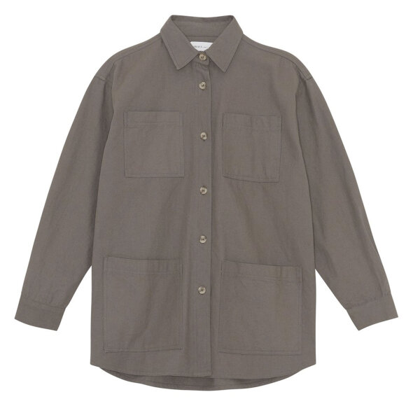 Skall Studio - Jenny Shirt Brown