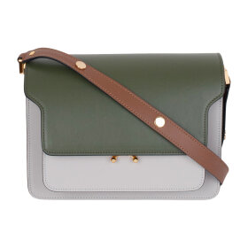 Marni - Trunk Bag Green