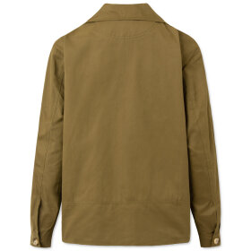 nué notes - Jadeen Spring Jacket Army