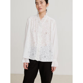 Skall Studio - Bay Shirt Optic White