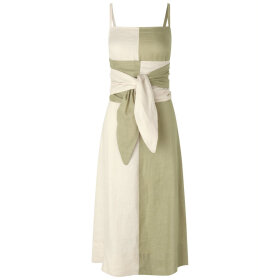 Saks Potts - Line Dress Nature