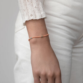 Anni Lu - Wave Chaser Bracelet Peaches'n