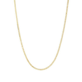 Maria Black - Saffi Necklace Gold 43cm