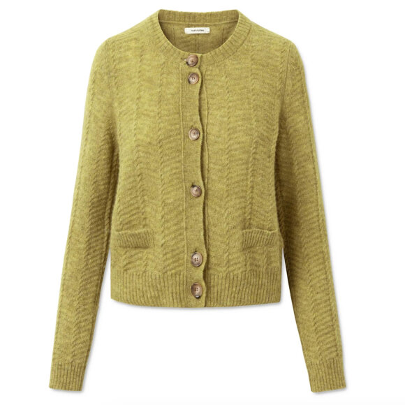 nué notes - Lorette Alpalux Knit Khaki