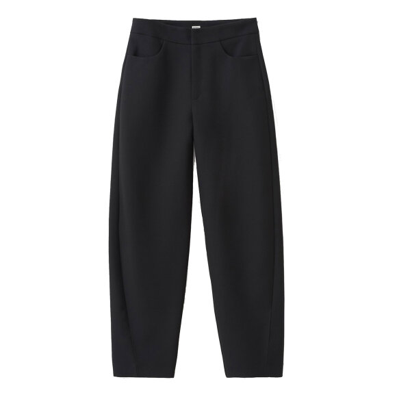 Toteme - Twisted Seam Trousers black