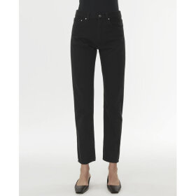 Toteme - Twisted Seam Jeans Black Rinse