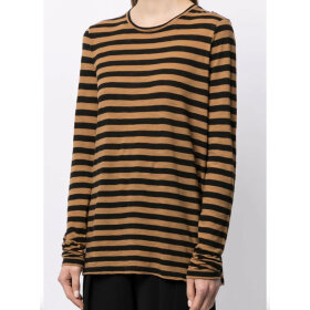 Proenza Schouler - Long Sleeve Tee Stripe