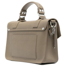 Proenza Schouler - PS1 Tiny lux Bag Taupe