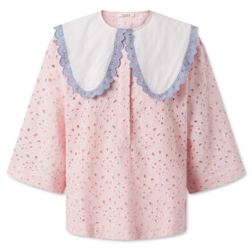 nué notes - Eli Shirt Barely Pink