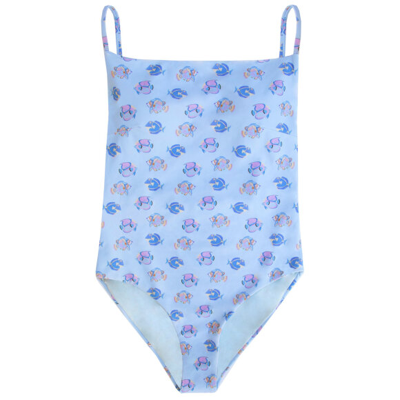 helmstedt - Onepiece Swimsuit Fishscape