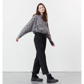 nué notes - Woody Quilted Cotton Eventide