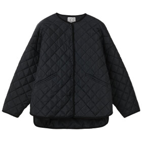 Toteme - Quilted Jacket Black