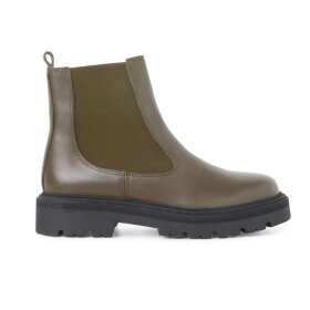 Garment Project - Spike Chelsea Boots Army Matte