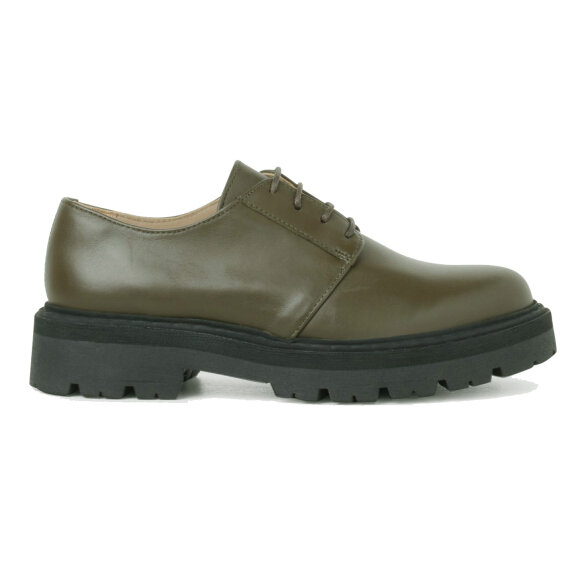 Garment Project - Derby Shoe Army